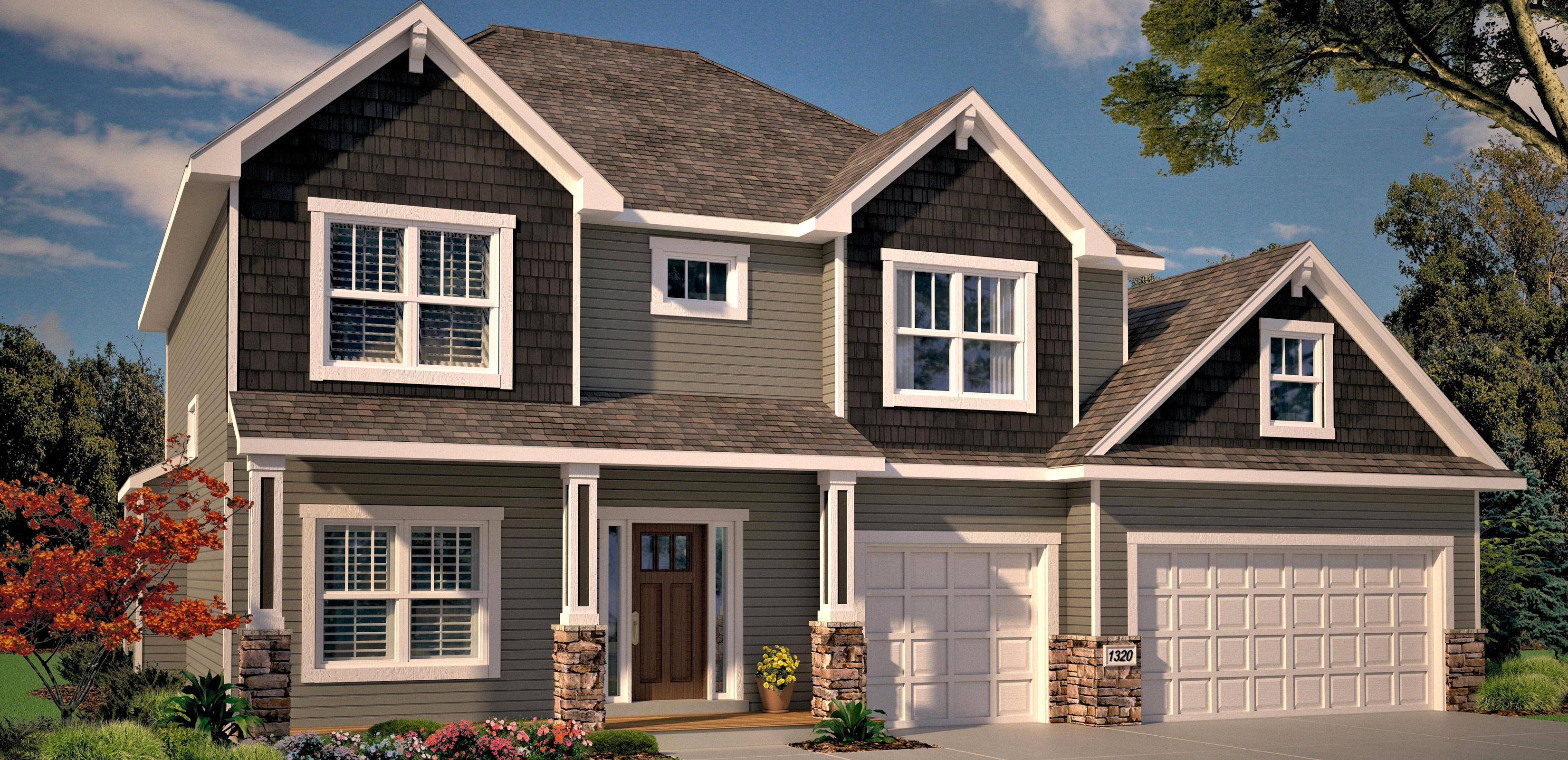 'Knob Hill' by Brandl Anderson Homes in Minneapolis-St. Paul