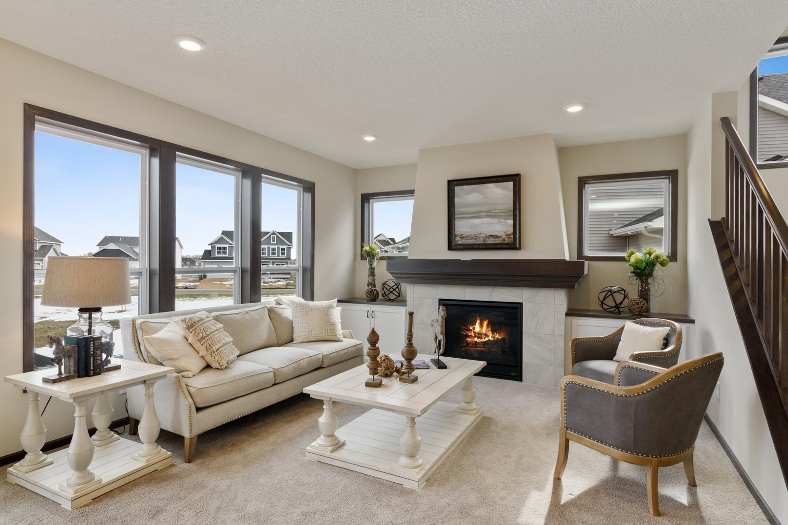Living Area featured in The Lauren By Brandl Anderson in Minneapolis-St. Paul, MN
