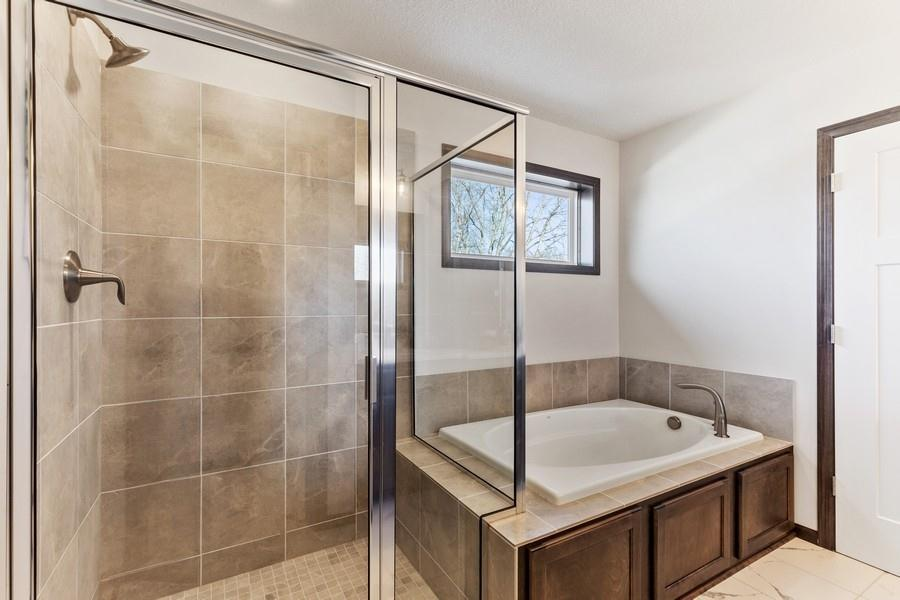 Bathroom featured in The Edgestone By Brandl Anderson in Minneapolis-St. Paul, MN