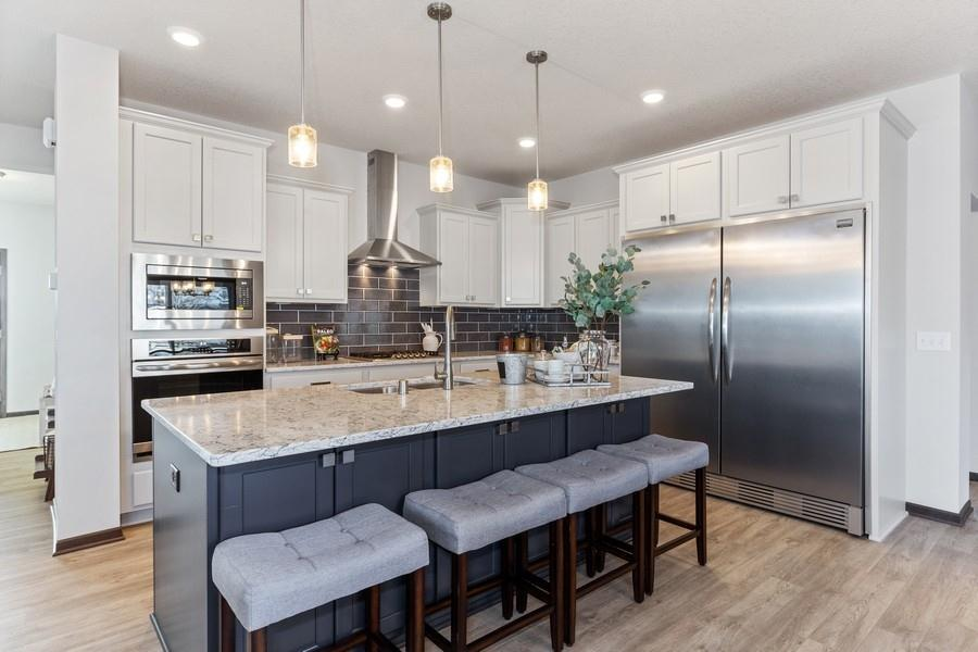 Kitchen featured in The Edgestone By Brandl Anderson in Minneapolis-St. Paul, MN