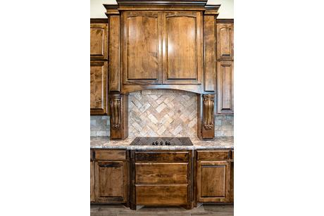 Kitchen-in-Plan 1-at-Bravo Country Homes Castroville-in-Castroville