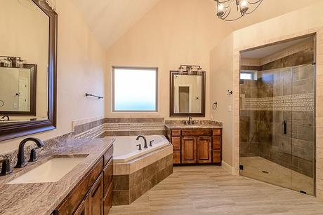 Bathroom-in-Plan 1-at-Bravo Country Homes Castroville-in-Castroville