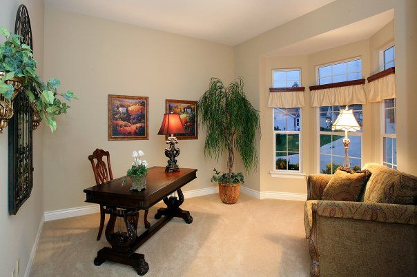 Living Area featured in the Mcknight Attached By Bridgewater Communities, Inc. in St. Louis, MO