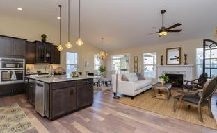 Villas at Weber Farms by Bridgewater Communities, Inc. in St. Louis Missouri