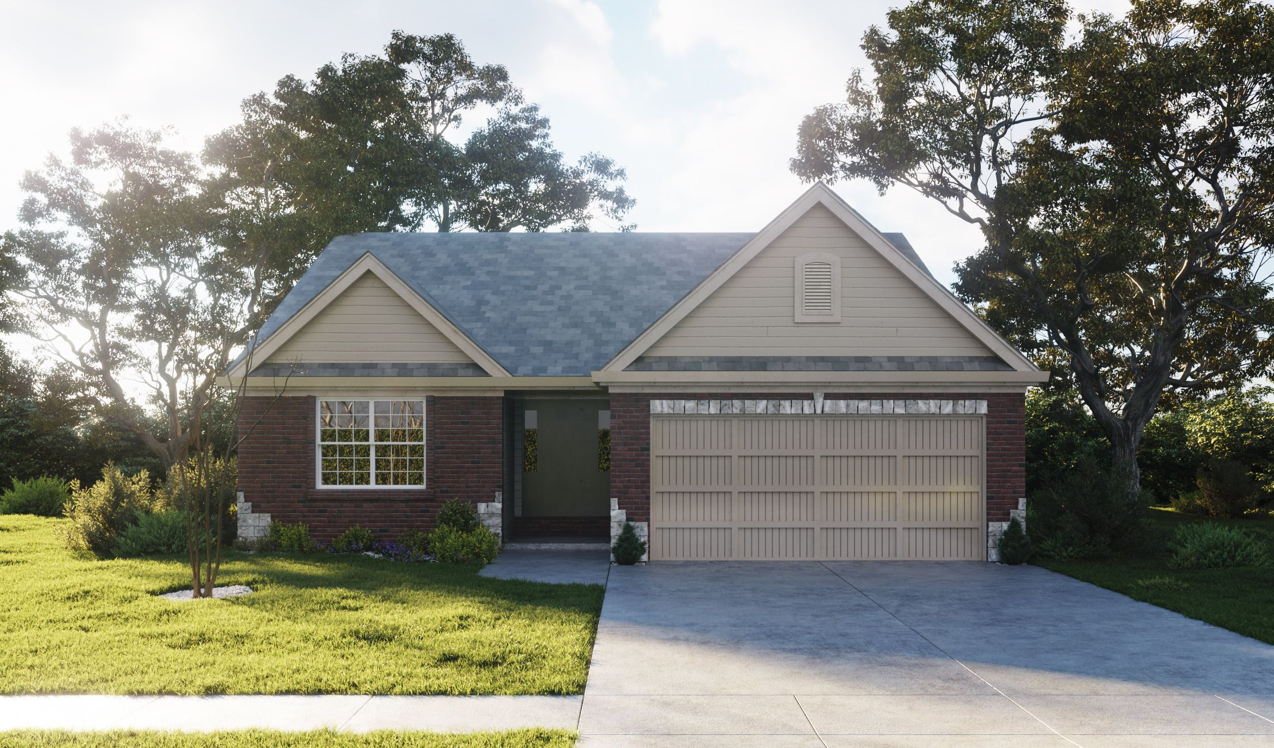 Exterior featured in the Expanded Warson By Bridgewater Communities, Inc. in St. Louis, MO