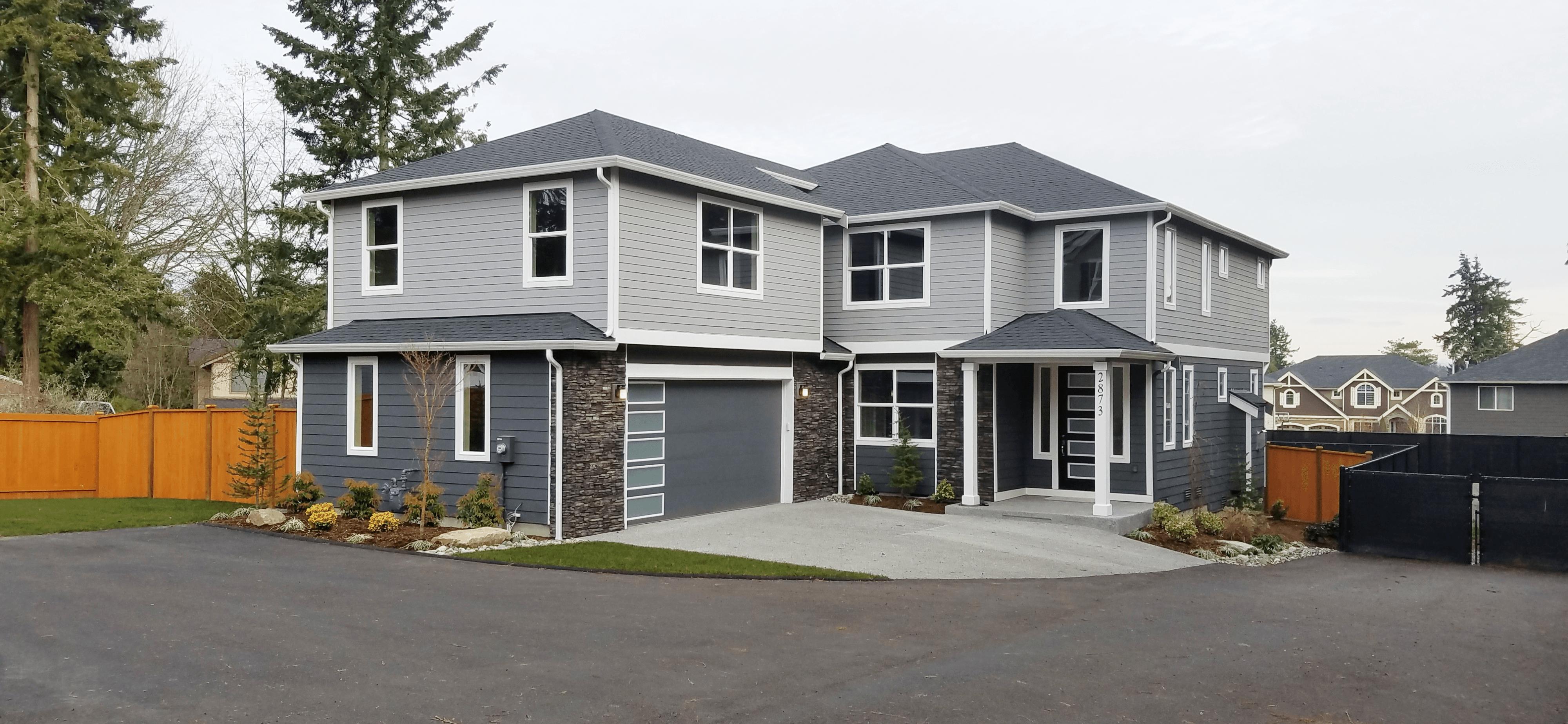 New Construction Homes Plans In Mountlake Terrace Wa 1 756