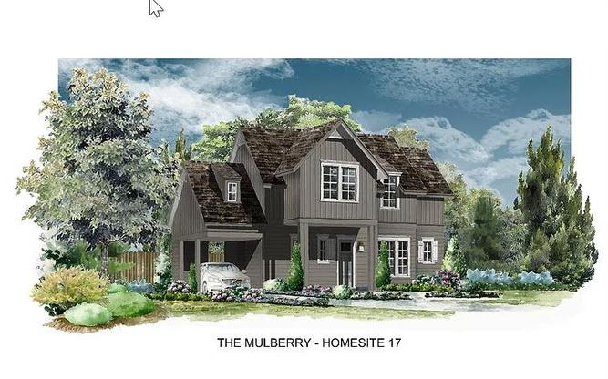 The Mulberry:Homesite 17