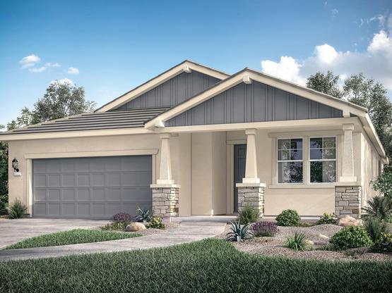 Residence One - Craftsman