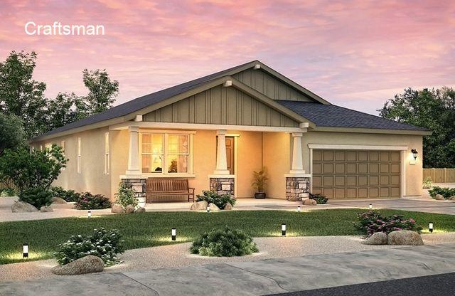 Marcona in Keyes CA New Homes Floor Plans by Bright Homes – Bright Homes Floor Plans