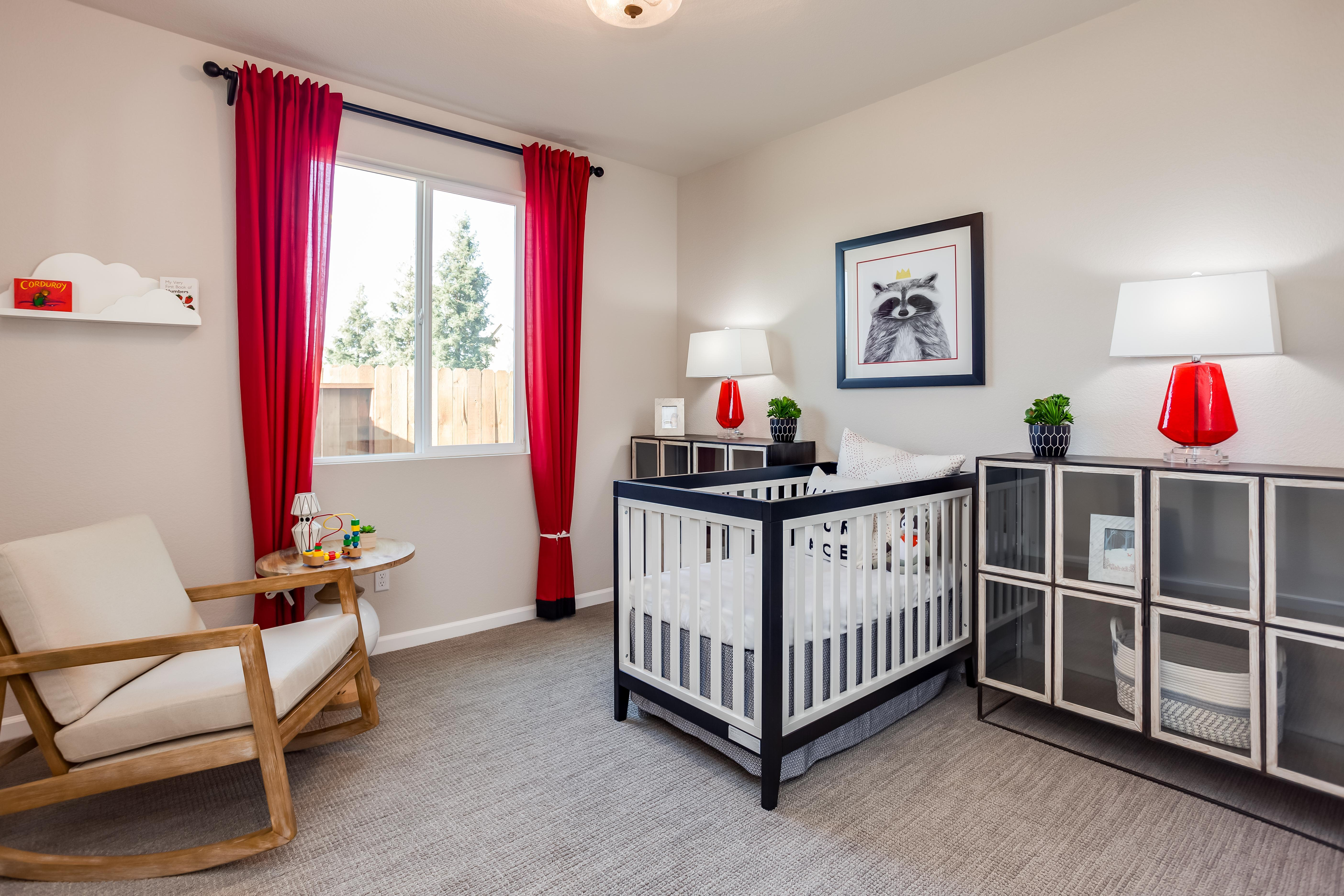 Bedroom featured in the Residence Two By Bright Homes in Merced, CA