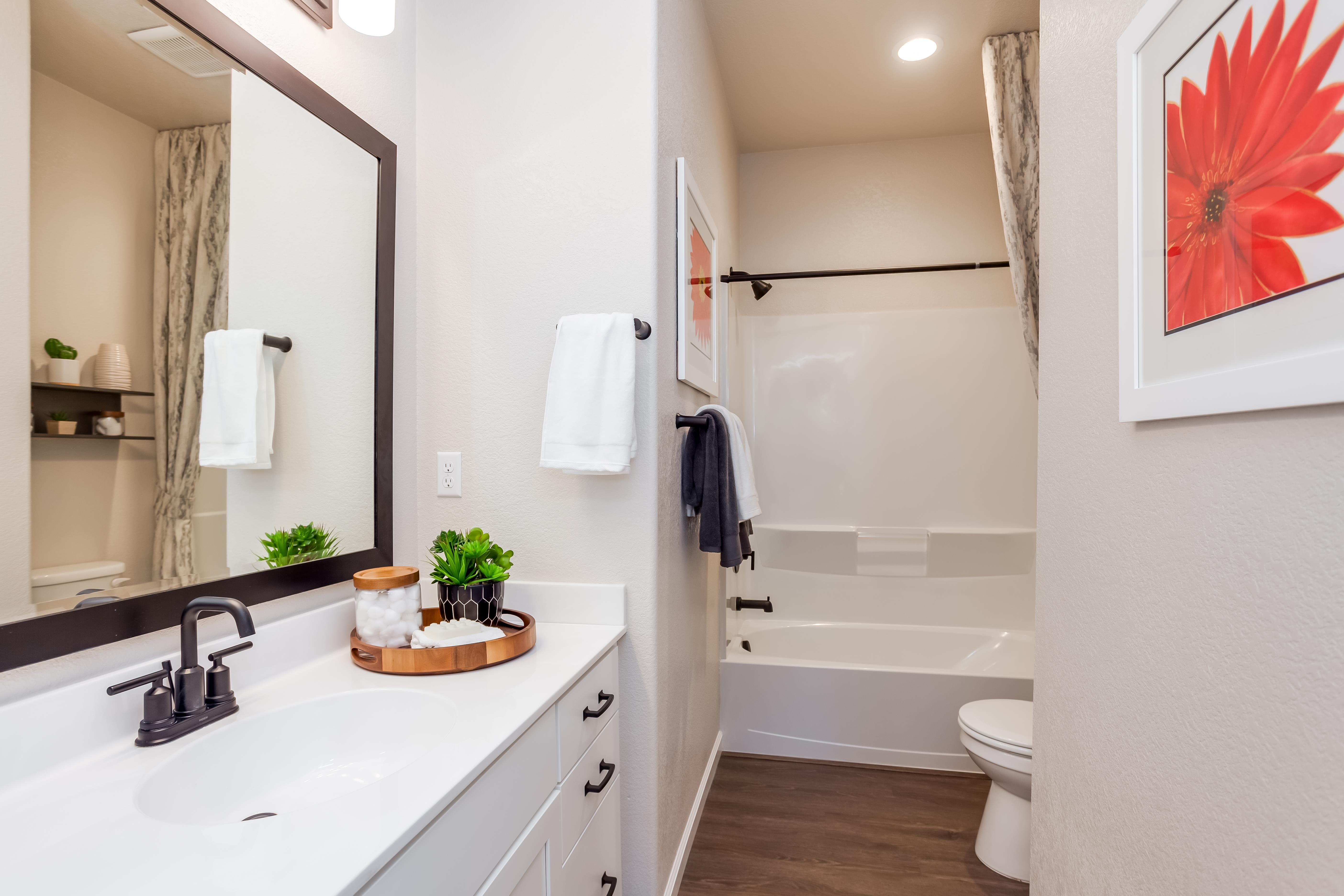 Bathroom featured in the Residence Two By Bright Homes in Merced, CA