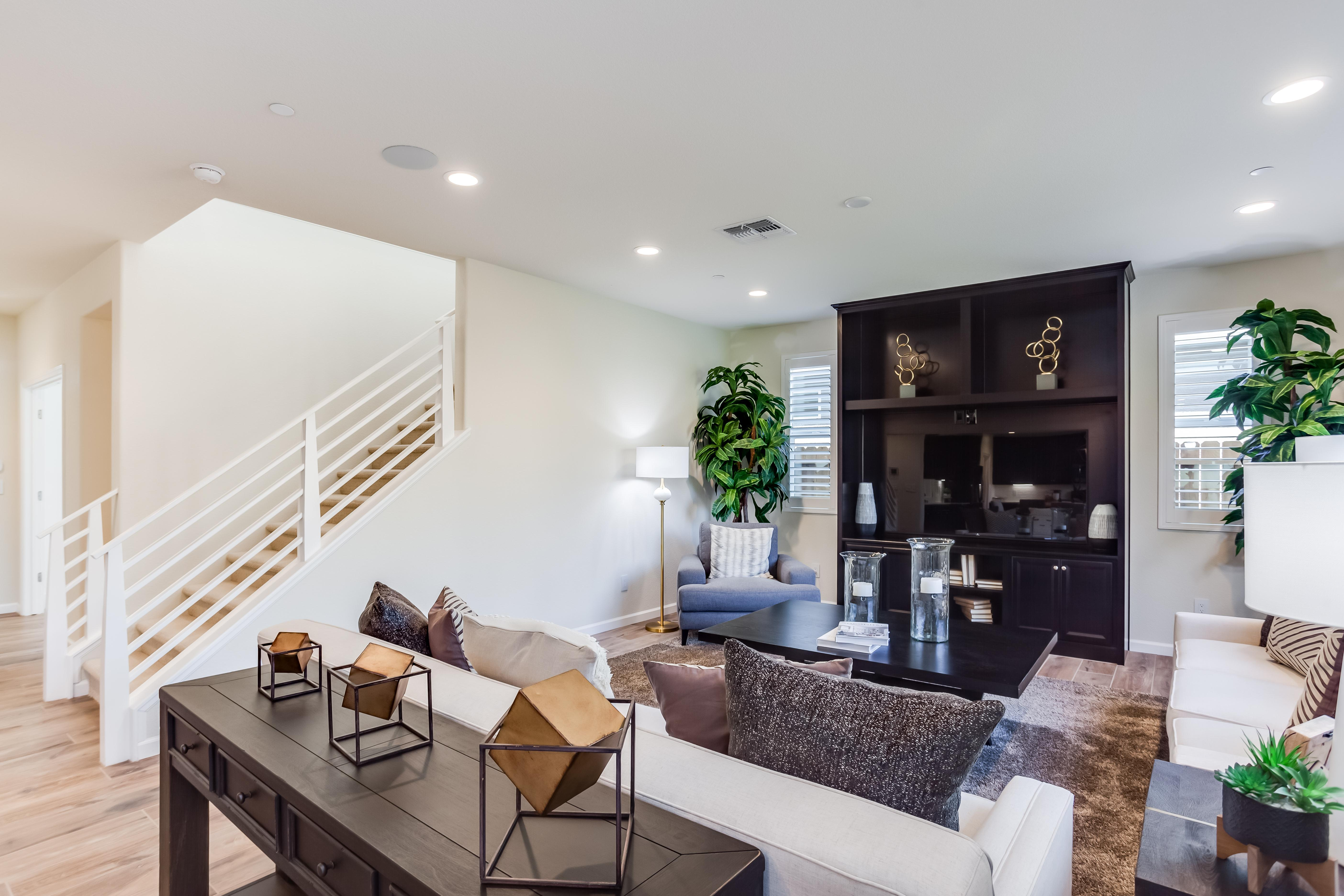 Living Area featured in the Residence Four By Bright Homes in Merced, CA