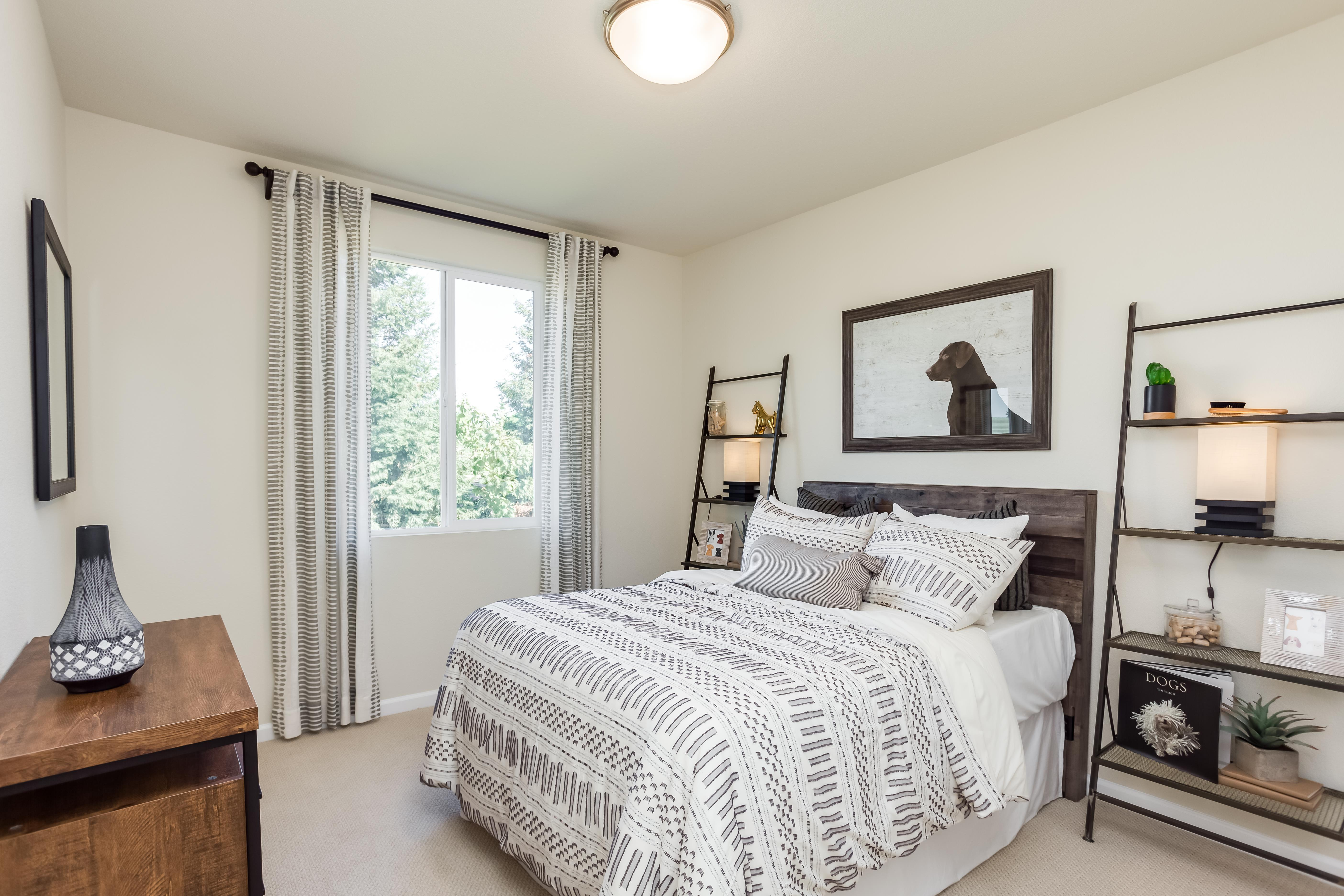 Bedroom featured in the Residence Four By Bright Homes in Merced, CA