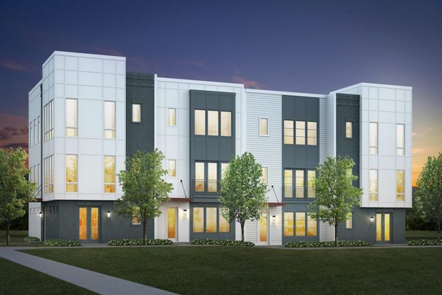 Oliver Street Townhomes:Community Image
