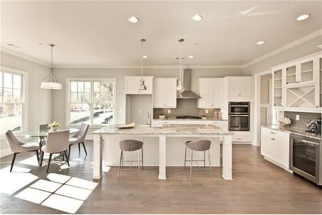 Kitchen-in-Golden Oak IV-at-Manget-in-Marietta