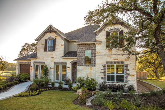 Model Home:Plan 3899 Exterior