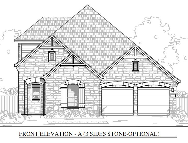 2417_A:3 Sides Stone - Optional