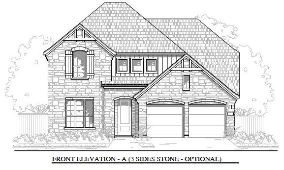 2694_A:3 Sides Stone - Optional