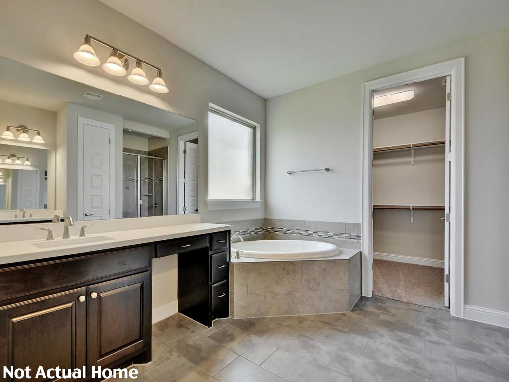 Bathroom featured in the 2694 By Brohn Homes in Austin, TX