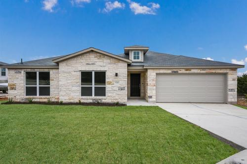5 Waterloo Homes Communities in Austin, TX | NewHomeSource