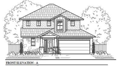 Waterloo Homes New Home Plans in Elgin TX | NewHomeSource on