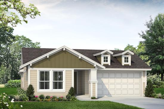 New Construction Homes Plans In San