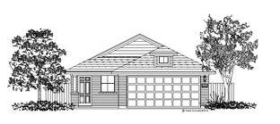 Plan 1533 MS - Morningstar: Georgetown, Texas - Waterloo Homes