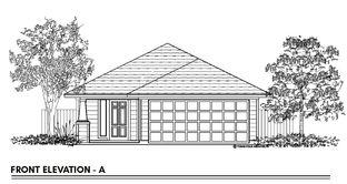 Plan 1450 - Carmel Patio Homes: Pflugerville, Texas - Waterloo Homes