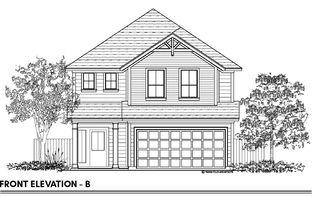 Plan 1782 - Carmel Patio Homes: Pflugerville, Texas - Waterloo Homes