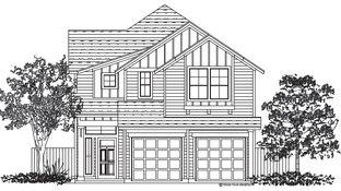 Plan 2265 - Carmel Patio Homes: Pflugerville, Texas - Waterloo Homes