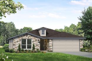 Plan 1556 - Lago Vista: Lago Vista, Texas - Waterloo Homes