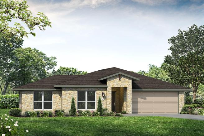 3703 Stillwood Lane (Plan 1813)