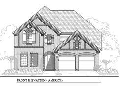 Plan 3490 Carmel - Carmel: Pflugerville, Texas - Brohn Homes