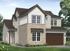 Plan 2418 - Cross Creek: Cedar Park, Texas - Brohn Homes