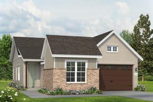 Plan 2016 - Cross Creek: Cedar Park, Texas - Brohn Homes