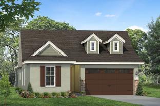 Plan 2105 - Cross Creek: Cedar Park, Texas - Brohn Homes