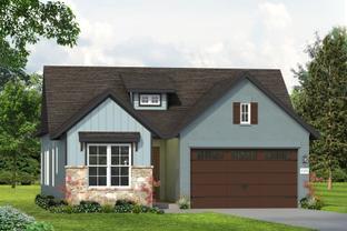 Plan 1573 - Cross Creek: Cedar Park, Texas - Brohn Homes