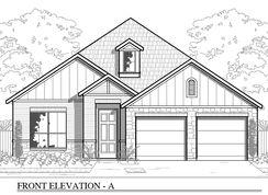 Plan 2083 Carmel - Carmel: Pflugerville, Texas - Brohn Homes