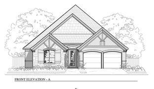 Plan 2330 Carmel - Carmel: Pflugerville, Texas - Brohn Homes