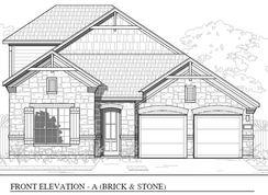 Plan 2417 Carmel - Carmel: Pflugerville, Texas - Brohn Homes