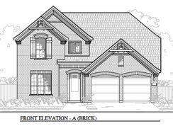 Plan 2512 Carmel - Carmel: Pflugerville, Texas - Brohn Homes