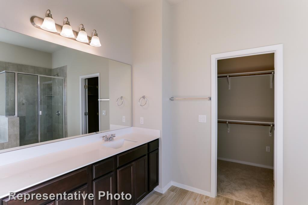 Bathroom featured in the Plan 2293 By Brohn Homes in Austin, TX