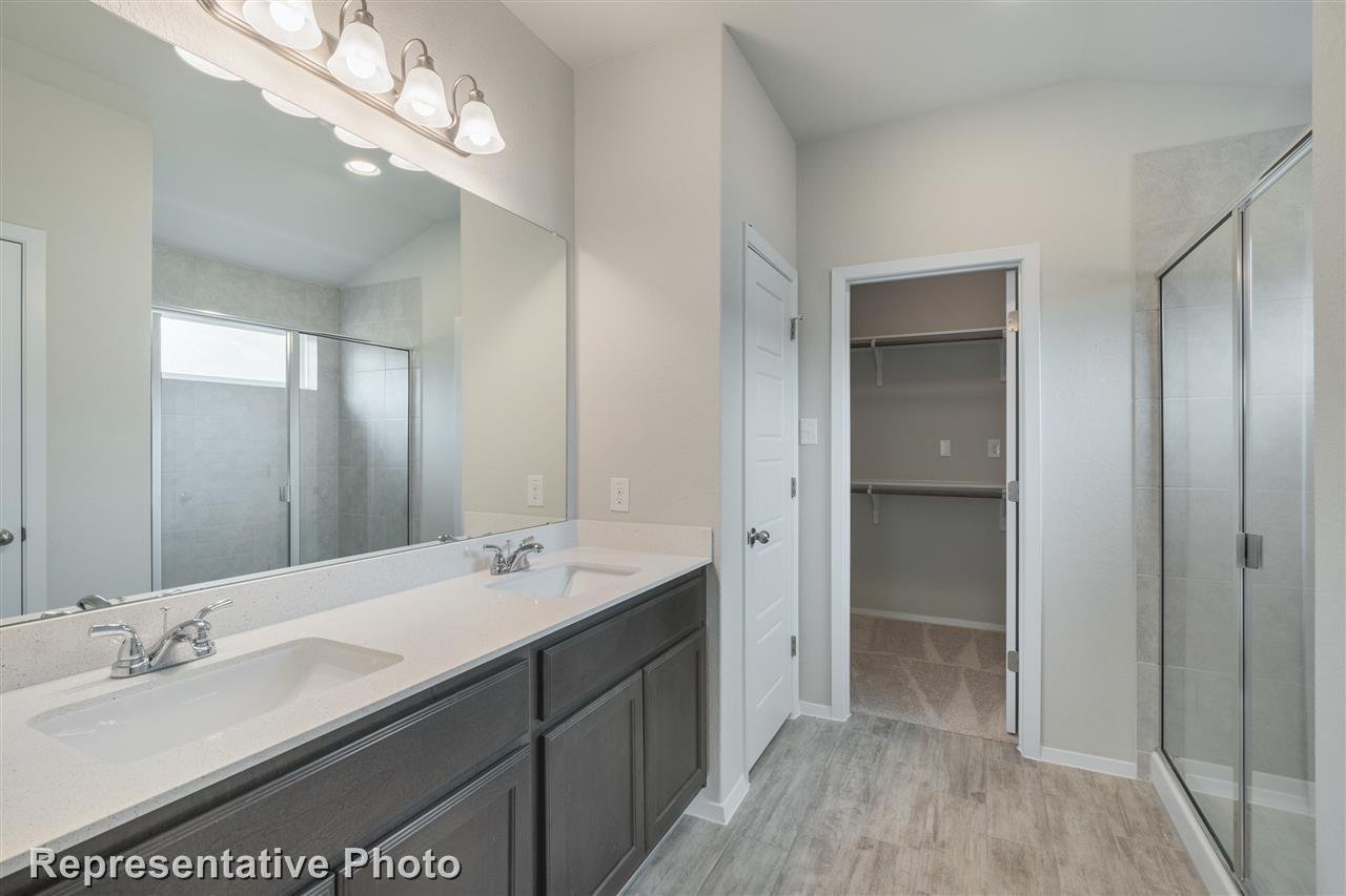 Bathroom featured in the Plan 1813 By Waterloo Homes in Austin, TX