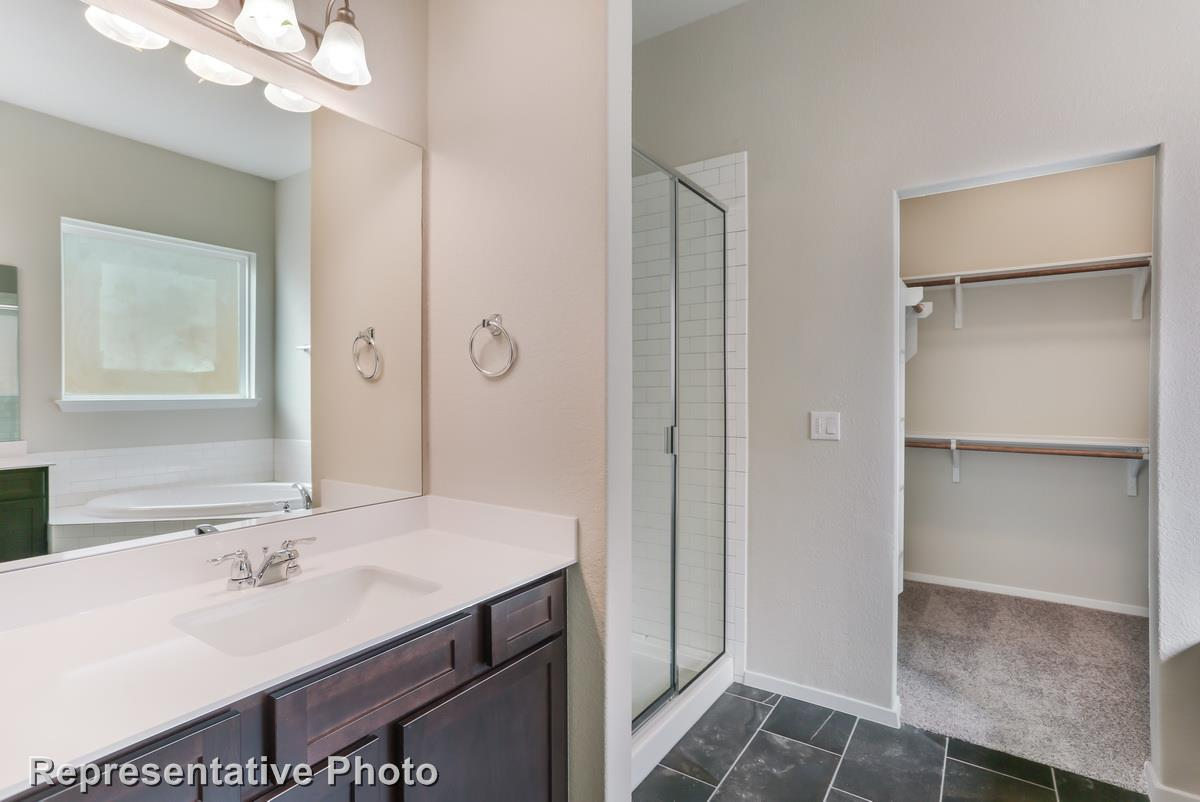 Bathroom featured in the Plan 2725 By Brohn Homes in Austin, TX