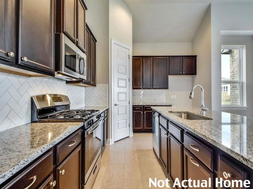Kitchen-in-1933-at-The Enclave at Covered Bridge-in-Austin