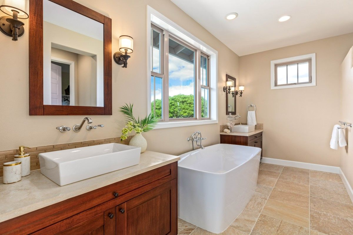 Bathroom featured in the Makai Plan 4 By Brookfield Residential in Hawaii Island, HI