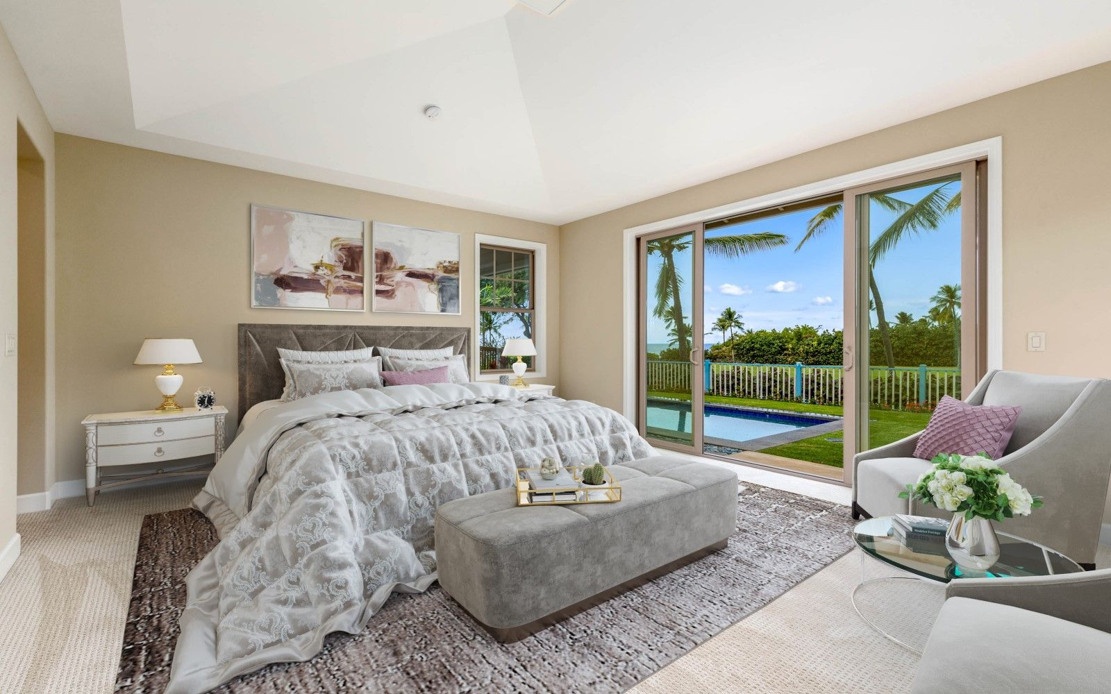 Bedroom featured in the Ehukai Plan 3 By Brookfield Residential in Hawaii Island, HI
