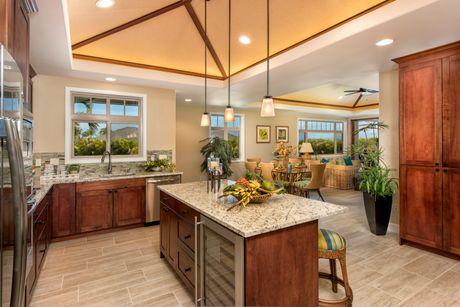 Kitchen-in-Plan 5 Honua A-at-KaMilo at Mauna Lani Resort-in-Kamuela