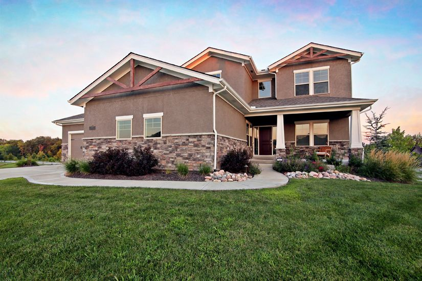 Awesome New Homes In Kansas City 201 Communities Newhomesource Interior Design Ideas Clesiryabchikinfo