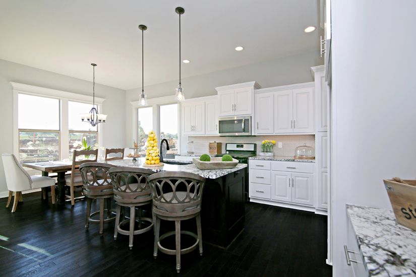 Kitchen featured in the Harmony 1 By Brookfield Residential  in Kansas City, MO